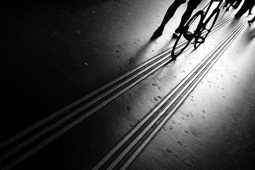 Walk the Line..., por Thomas Leuthard