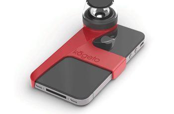 Kogeto Dot - Cámara panorámica de 360° para iPhone
