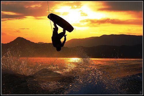 Wakeboarding Art, por arturodonate