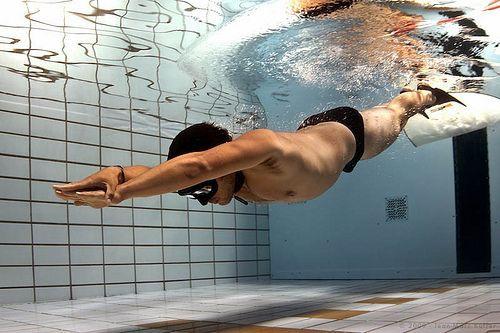 Freediving Competition: Official Top, por jayhem