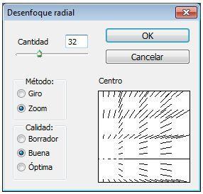 Efecto de larga exposicion_07_desenfoque radial