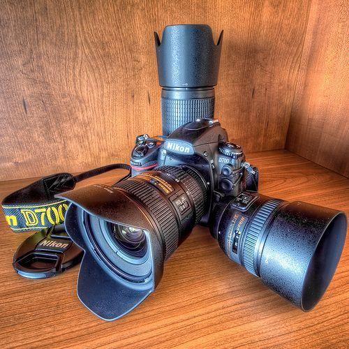 Nikon D700 HD, por Marc