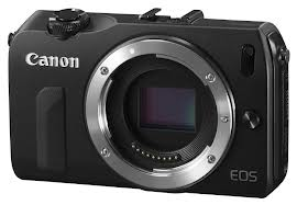 Sin espejo Canon EOS M