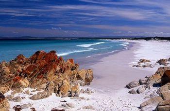Bay of Fires Beach, por Mark Wassell