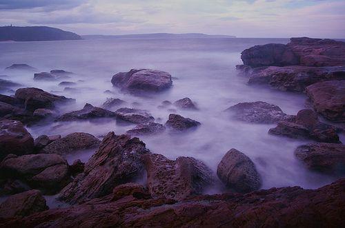 Palm Beach Long Exposure, por Nigel Howe