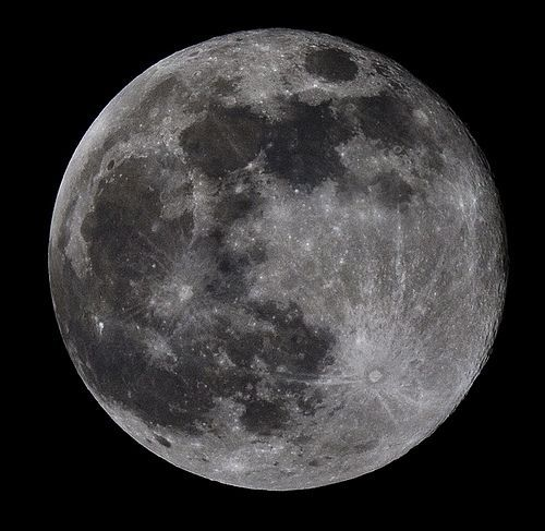 ~ Moon Party (continues) ~, por Stuart Williams