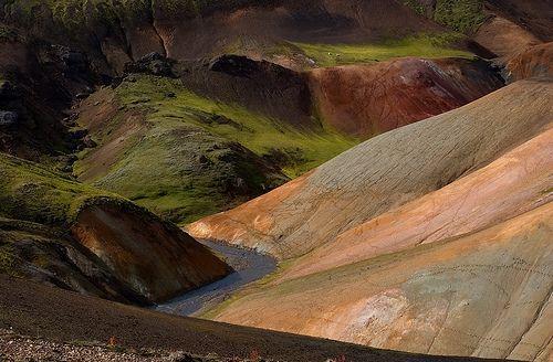 Reykjadalir Iceland, por Lydur Skulason