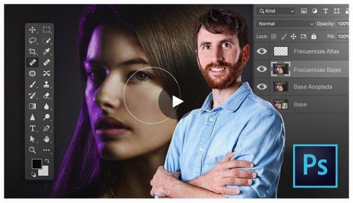 Curso de Photoshop para mejorar tus fotos