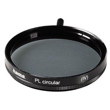 Hama filtro polarizador Circular, 58,0 mm
