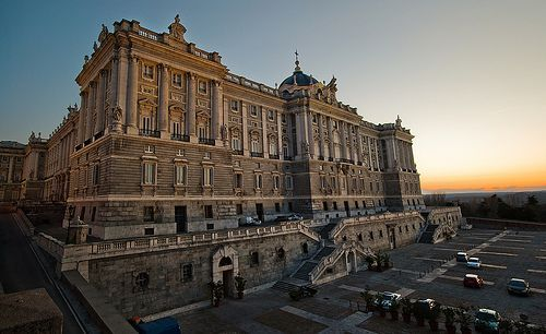 Palacio Real de Madrid, por Fernando García