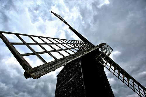 Pitstone The First Windmill, por Simon & His Camera