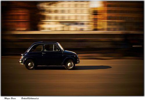 Fiat 500, por Moyan Brenn