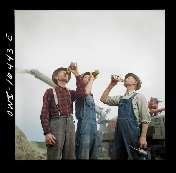 Un feliz 4 de Julio (1941), por photojacker
