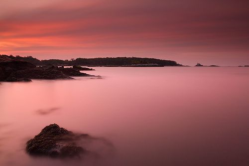 Short Beach Sunrise, por mclcbooks