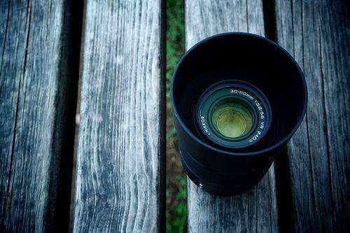 NIKKOR 30-110mm zoom
