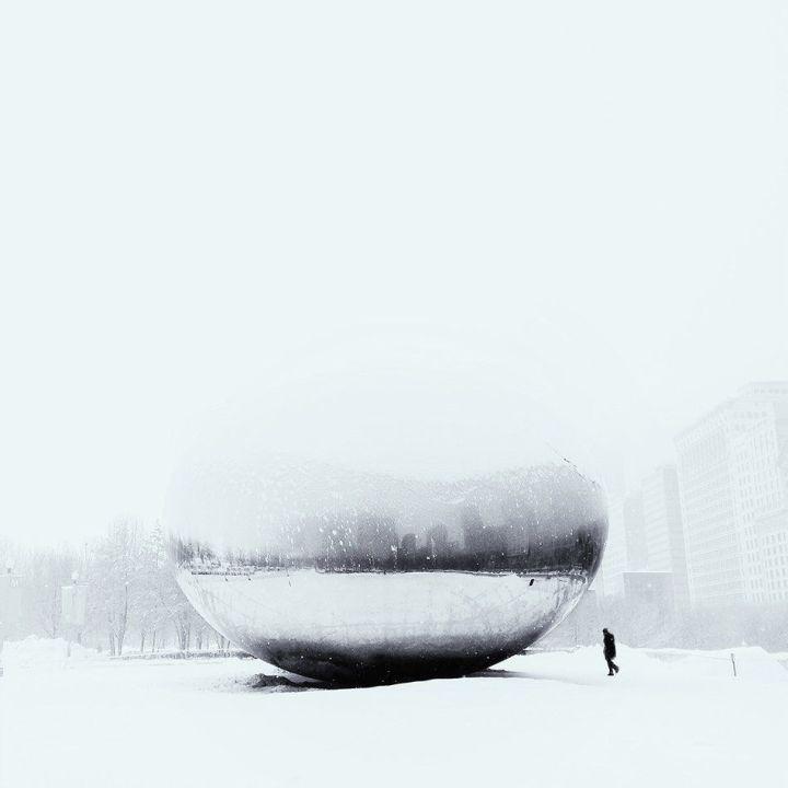 Mejor foto categoría: Estaciones de Cocu Liu, de Chicago