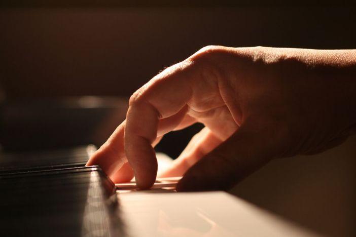 foto de concierto de piano