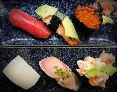 Fotografia de sushi