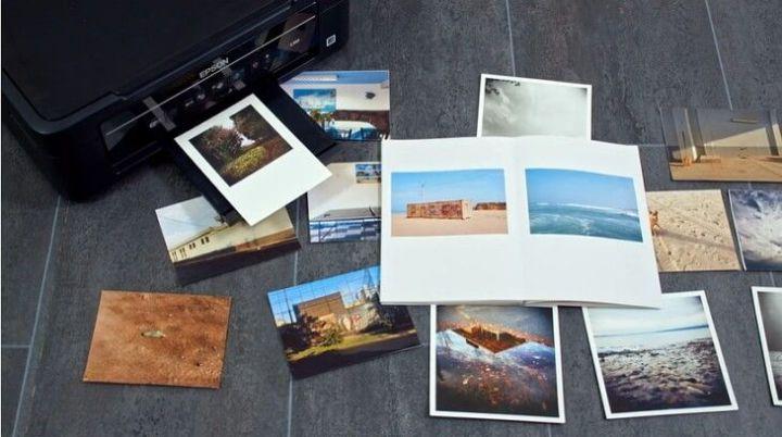 Imprimir tus fotos en casa