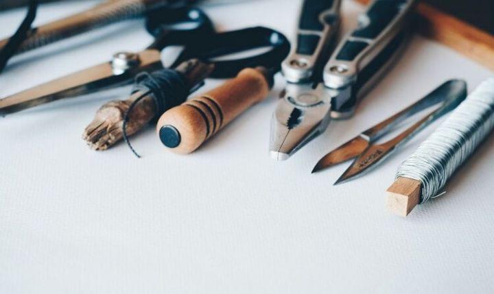 materiales y herramientas para construir tu cámara