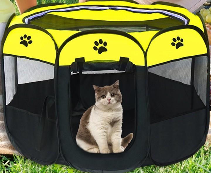 ¿Cuánto tiempo puede permanecer un gato en una jaula?