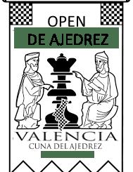open ajedrez valencia cuna