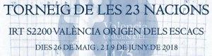 TORNEIG DE LES 23 NACIONS