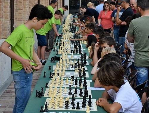 escuela ajedrez