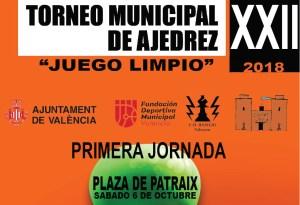 TORNEO ESCOLAR (Plaza Patraix)