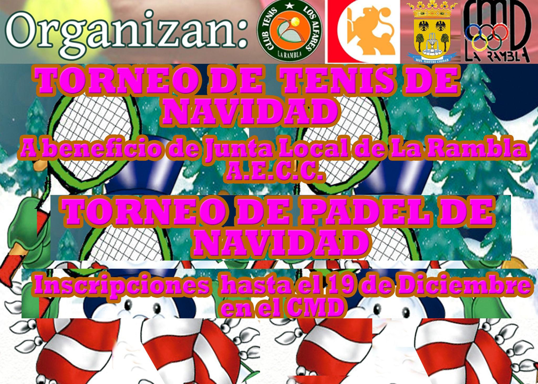 Torneos Navidad 2019