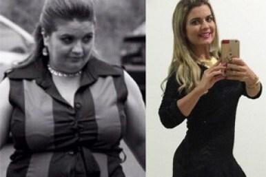 REPRODUÇÃO/ INSTAGRAM A blogueira Adriana Thyssen conseguiu eliminar 45 kg sem cirurgia