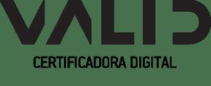 Valid Certificadora - logotipo