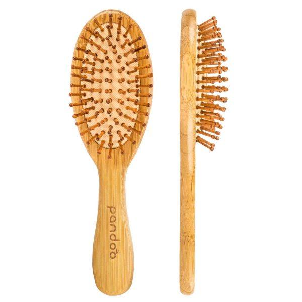 haarborstel-bamboe