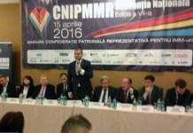 CNIPMMR – O nouă structură de conducere, Florin Jianu Președinte CNIPMMR