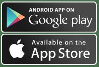 Confira nossos aplicativos para iPhone, iPad e Android
