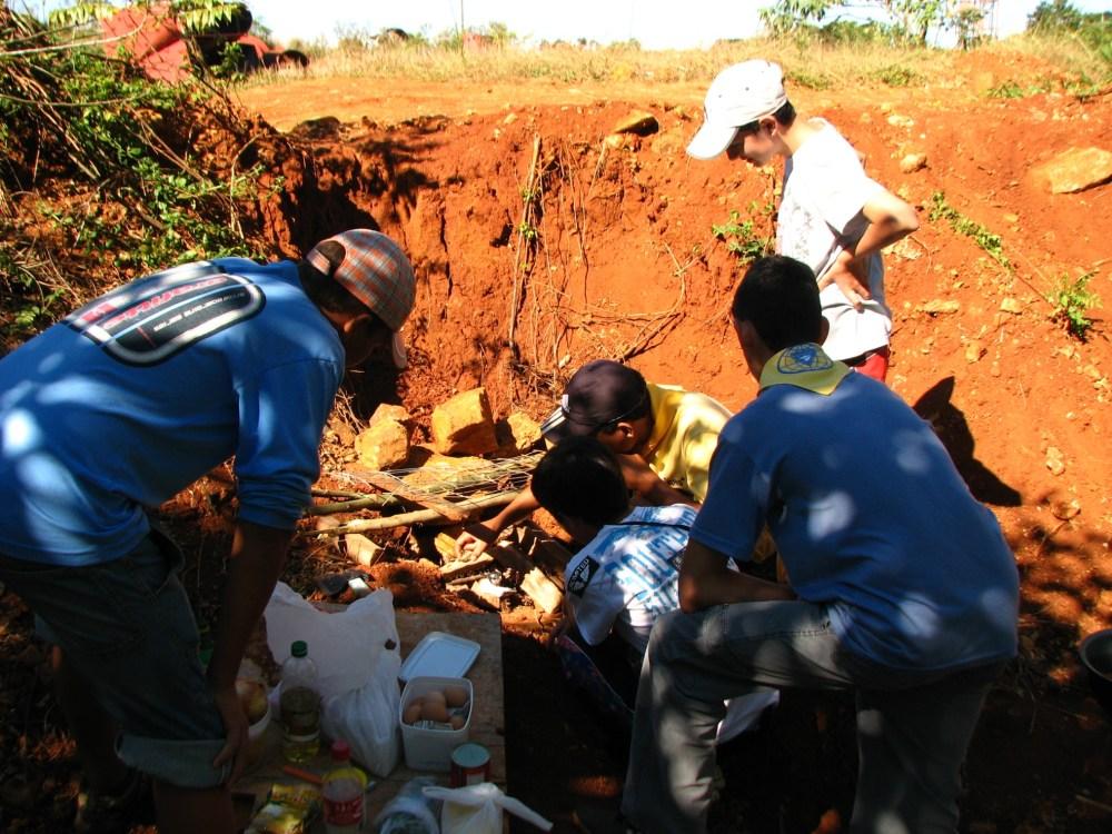 Acampamento Dínamis 2009 (4/6)