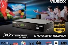 VIUBOX XTREME HD TWIN