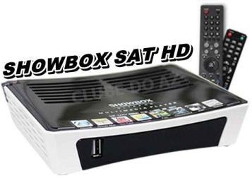 SHOWBOX SAT HD