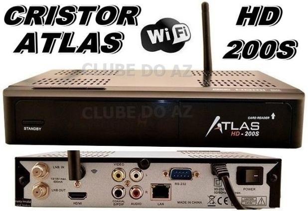 CRISTOR ATLAS HD 200S