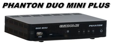 phantom duo mini plus