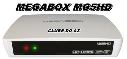MEGABOX MG5HD
