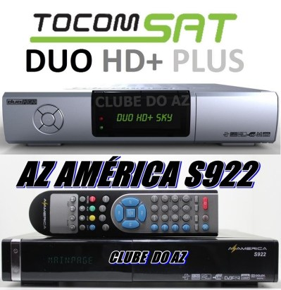 DUO HD + PLUS S922
