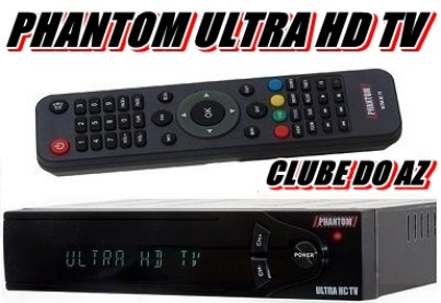 PHANTOM ULTRA HD TV