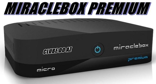 premium - ATUALIZAÇÃO AZPLUS MIRACLEBOX PREMIUM V0028_P MIRACLEBOX-PREMIUM