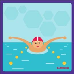 Natação: um esporte completo que pode fazer parte do seu dia a dia !
