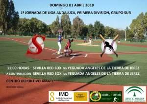 Jornada 1 Primera división Nacional A Grupo Sur