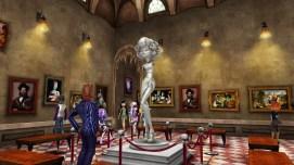 As Monstrinhas visitam até as galerias de arte!
