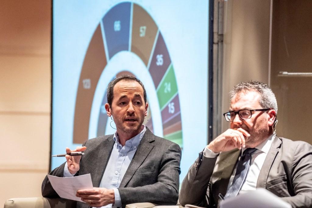Directores de medios de comunicación valencianos analizan los resultados de las elecciones del 28A en el Club de Encuentro50
