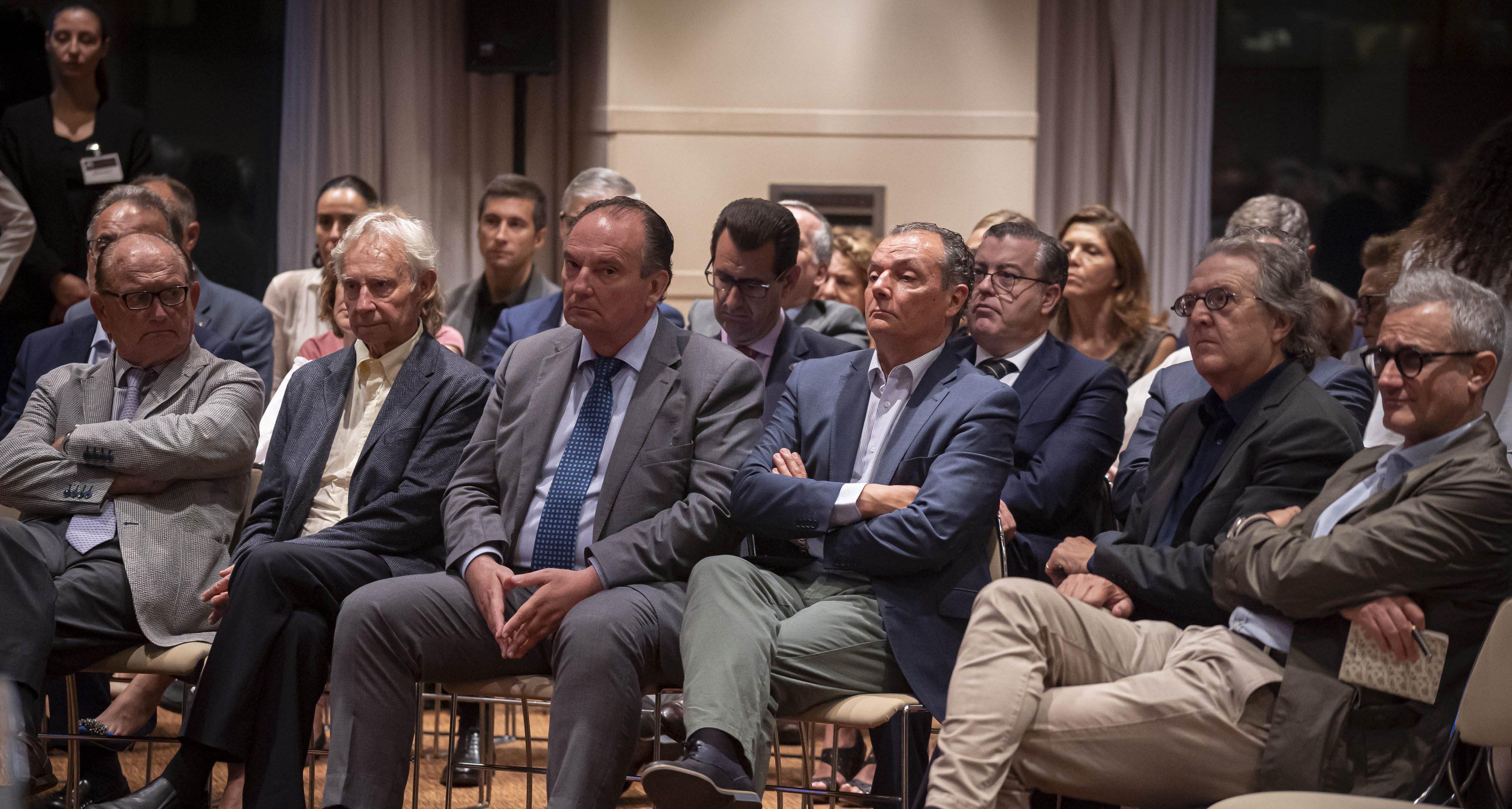 El presidente del Real Instituto Elcano inaugura la temporada del Club de Encuentro XI