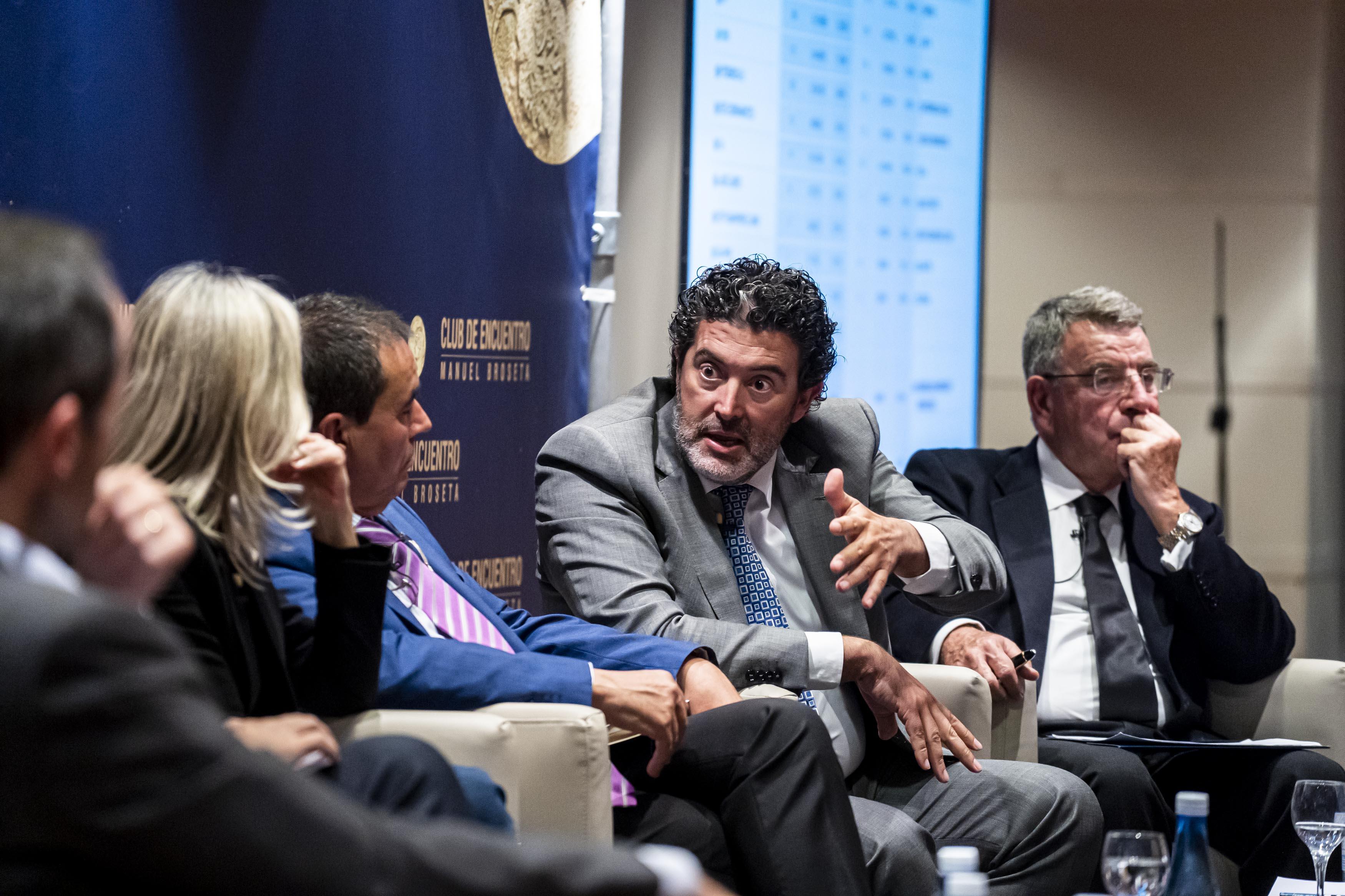 Los directores de medios valencianos analizan los resultados electorales del 10N XIII
